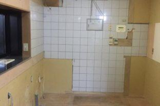 キッチン改修工事 施工前
