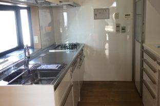 キッチン改修工事 施工後